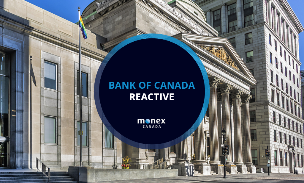 Bank of Canada tapers QE and casts hawkish tone for markets to digest