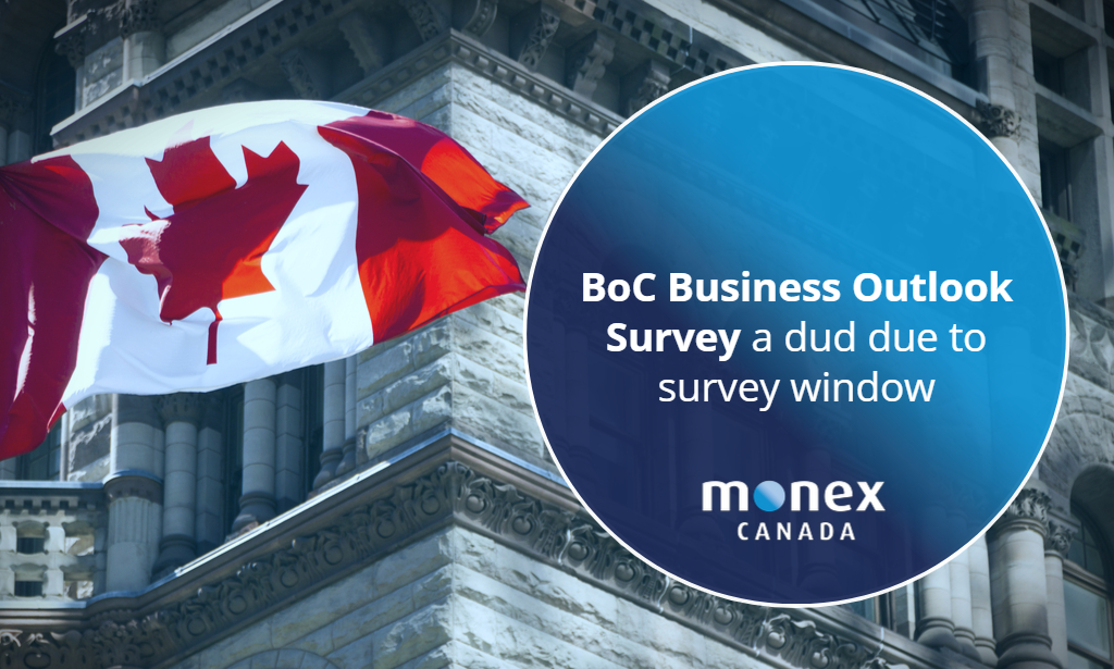 BoC Business Outlook Survey a dud due to survey window