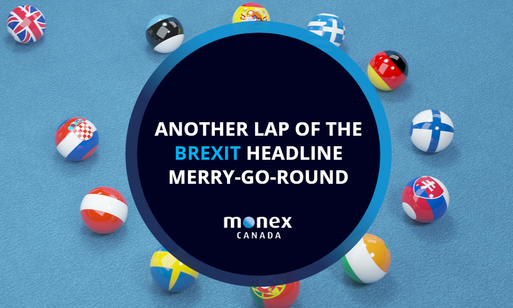 Another lap of the Brexit headline merry-go-round