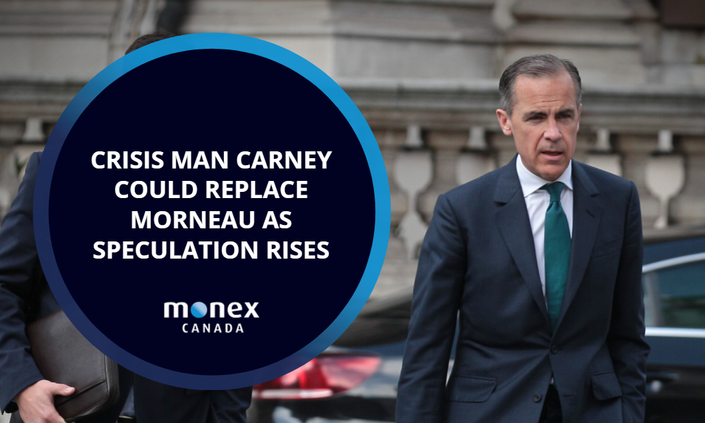 Crisis Man Carney could replace Morneau as speculation rises
