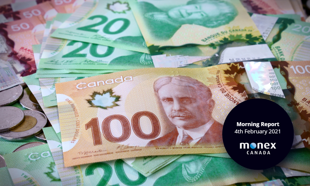 Loonie trades quietly as data calendar is sparse, despite dovish comments from BoC Deputy Schembri