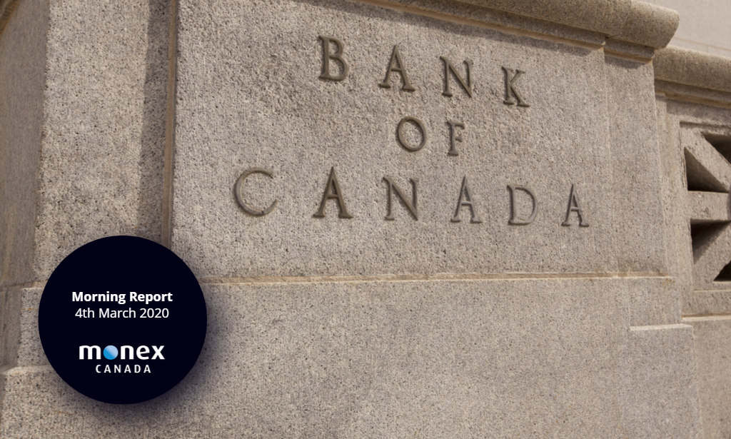Surprise 50bp cut from Fed puts pressure on BoC