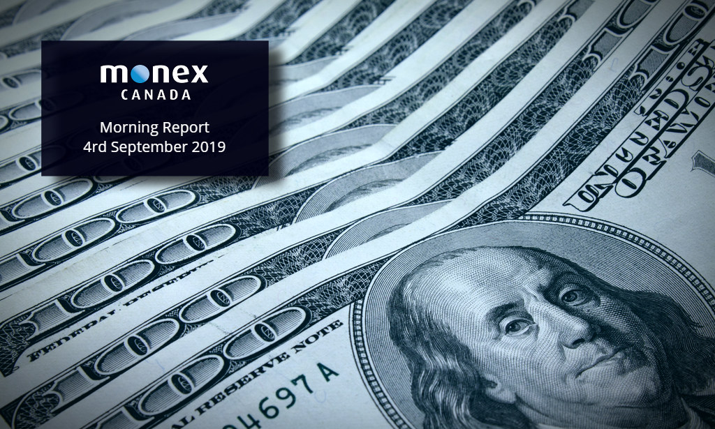 ISM triggers USD weakness across the board