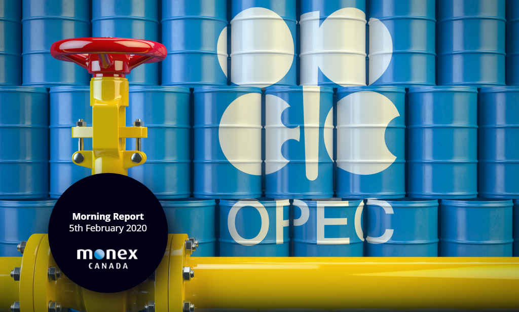Loonie focuses on OPEC discussions amidst pushback from Russia