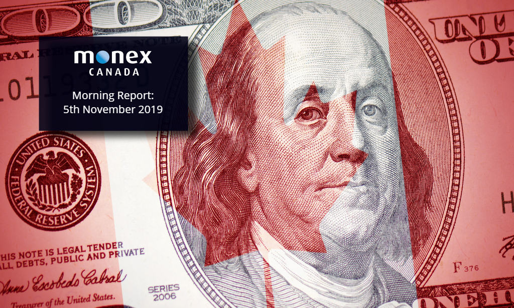 Improved risk appetite helps loonie weather USD strength