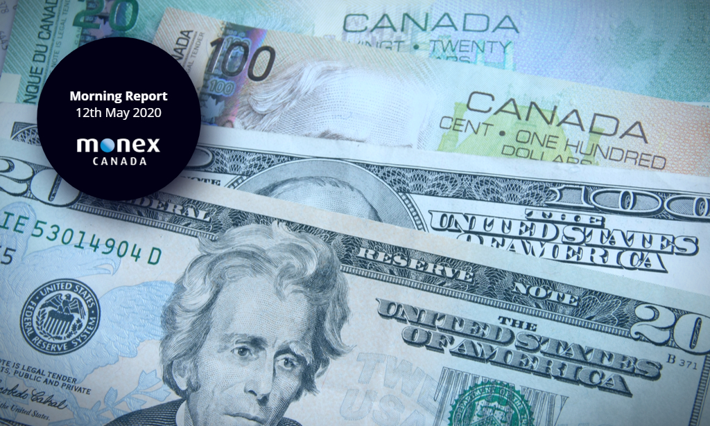 USDCAD back above $1.40 as loonie struggles to breakout of recent range