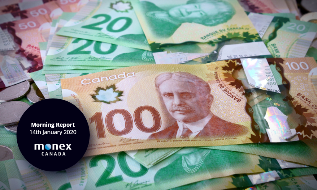 Loonie drives higher as broad US fiscal stimulus bodes well for exports