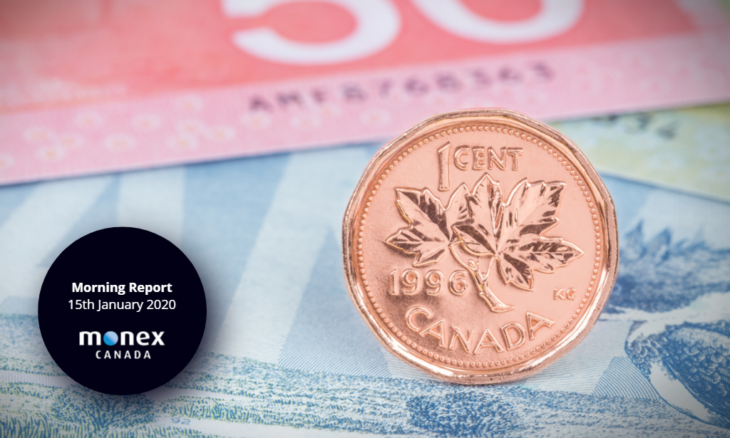 Loonie cracks fresh high yesterday but fails to hold on today