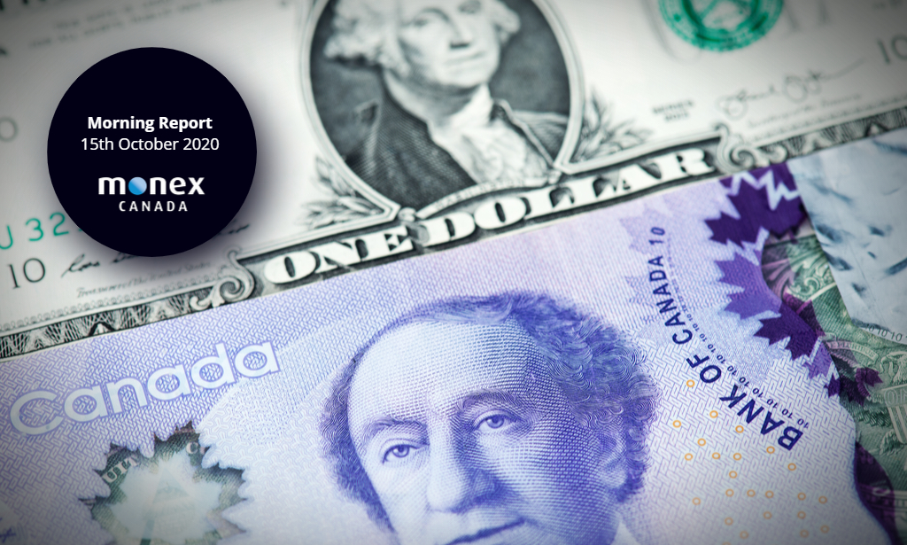 Loonie rally runs out of steam as dollar bounces back