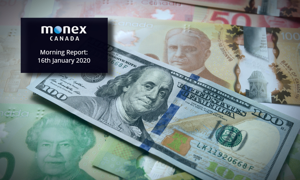 Loonie firms as risk appetite improves