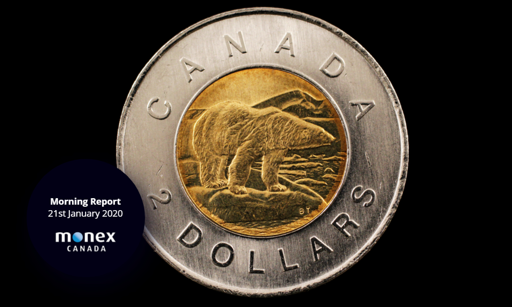 Loonie touches 33-month high after the BoC avoids mini rate cuts