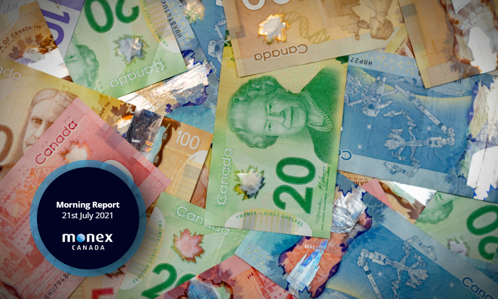Loonie at the mercy of broader market dynamics