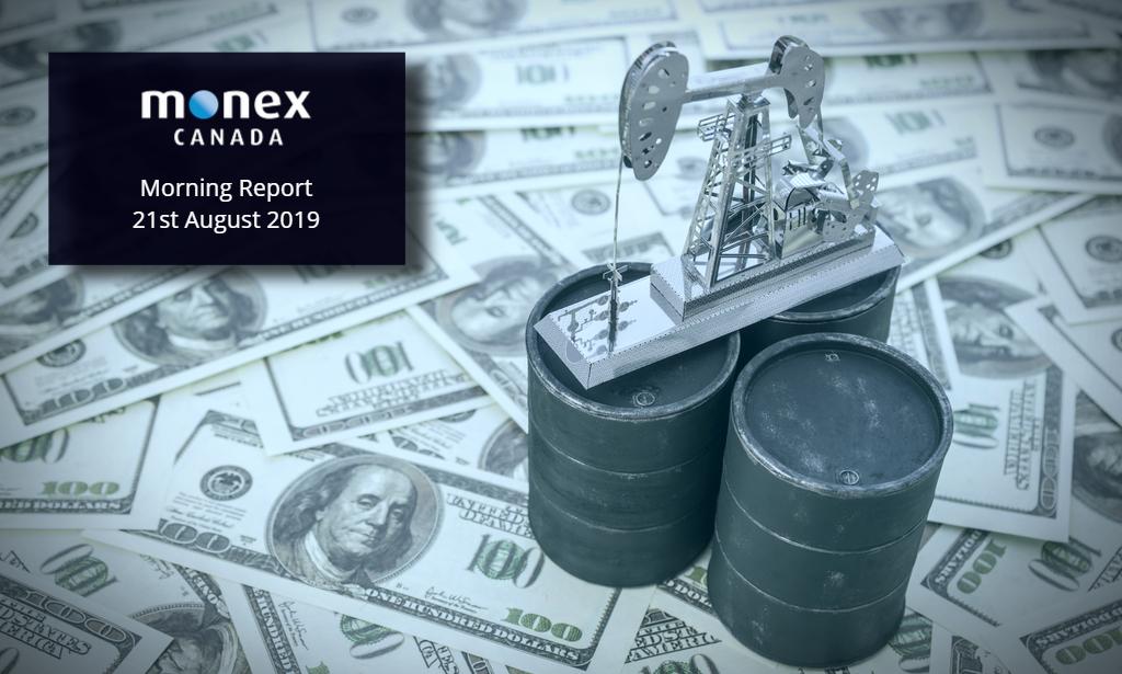 CPI and US Crude Oil Data loom