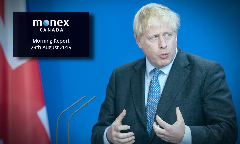 Boris forces Parliament into decisive next week
