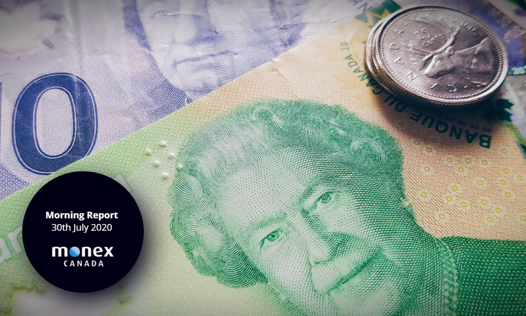 Loonie gets knocked from its perch as USD bounces back