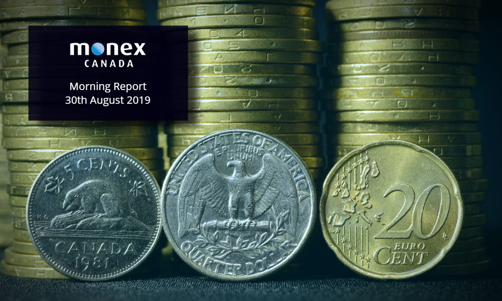 Cooling of trade tensions fails to lift Loonie this week