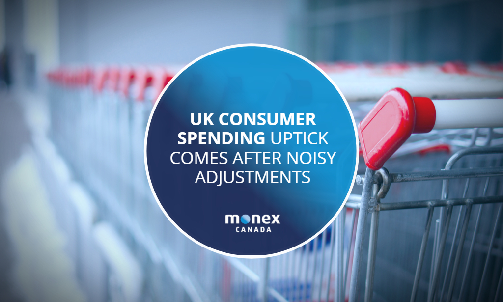 UK consumer spending uptick comes after noisy adjustments