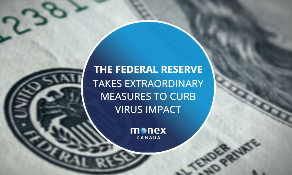 Fed goes nuclear to suppress dollar demand and mitigate economic impact from virus