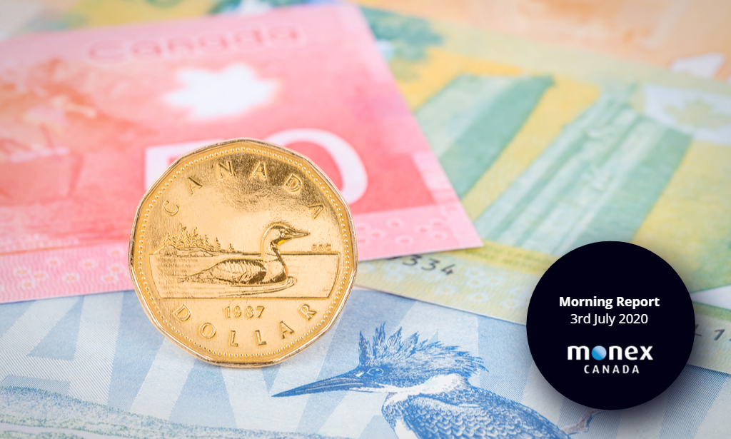 Loonie lost for direction as US breaks for weekend