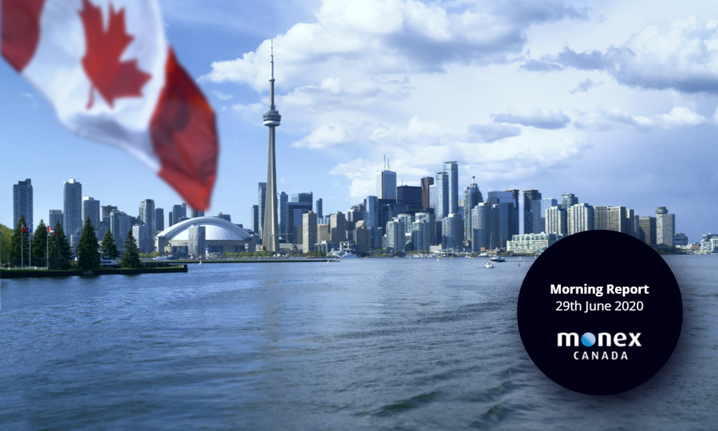GDP in focus for CAD this week as investor's judge deep contraction