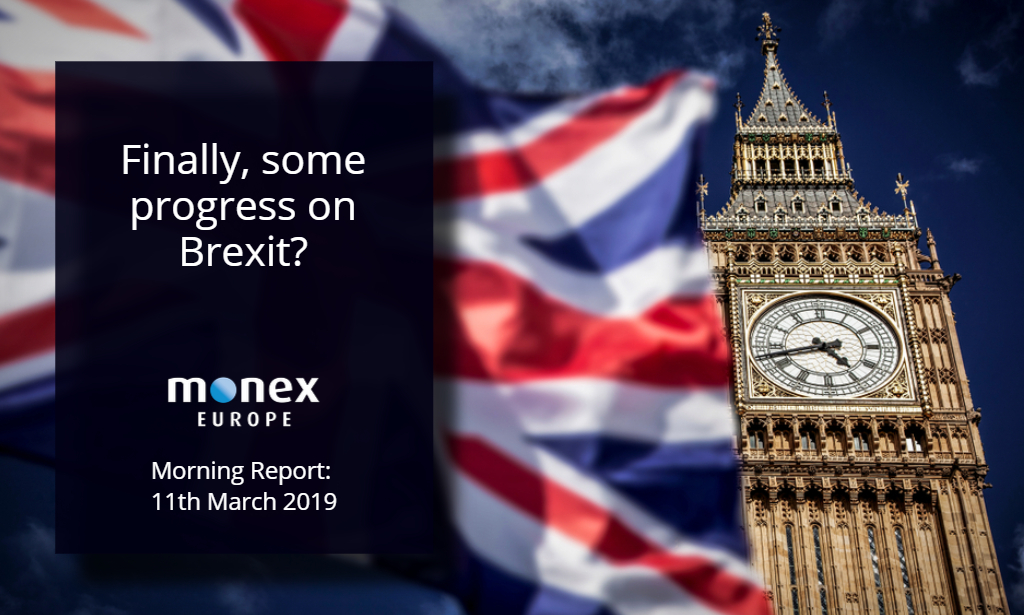 Finally, some progress on Brexit?