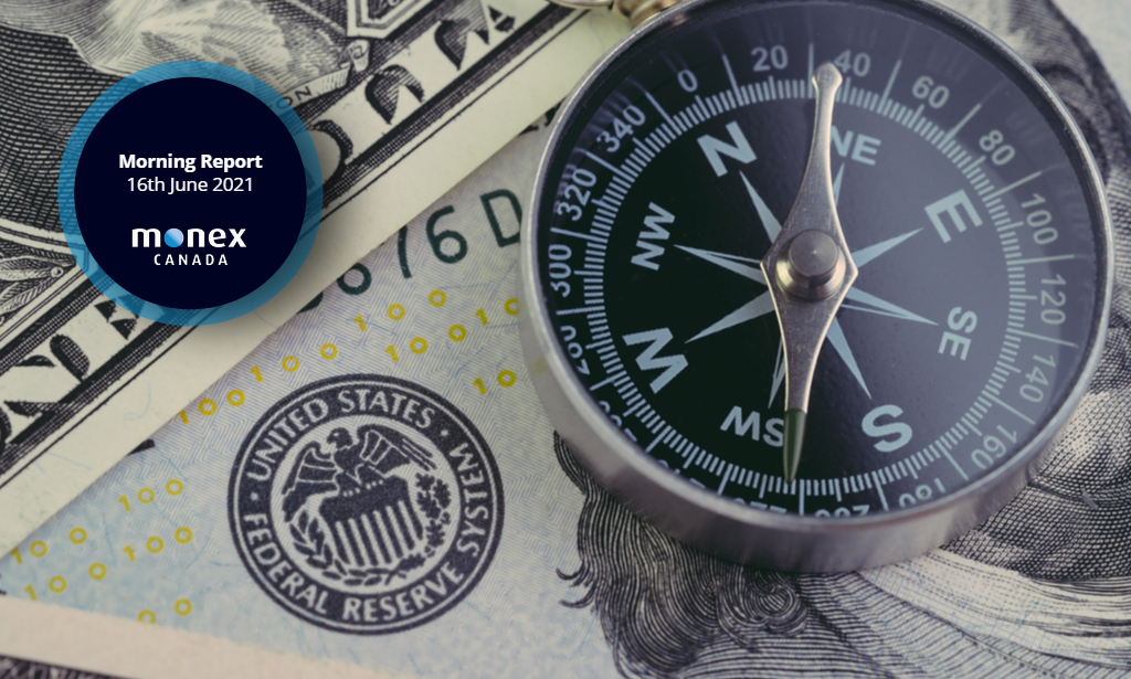 Loonie stumbles to 7-week low as industrial material prices fall, Fed in focus