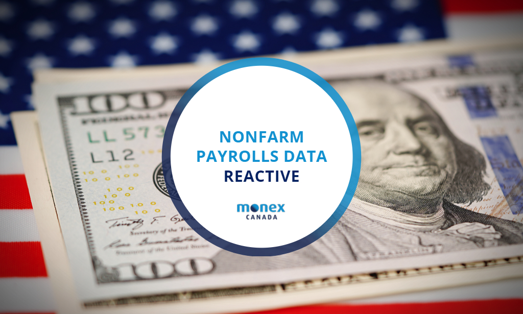 Nonfarm Payrolls undershoot expectations, prompting USD weakness and a flattening in the Treasuries curve