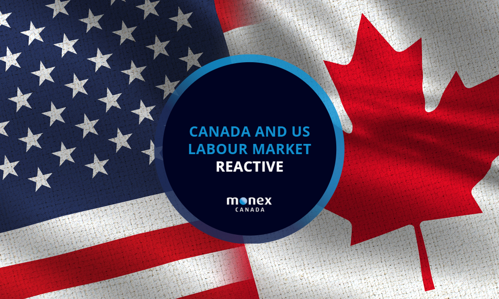 Both Canada and US labour market reports underwhelm expectations