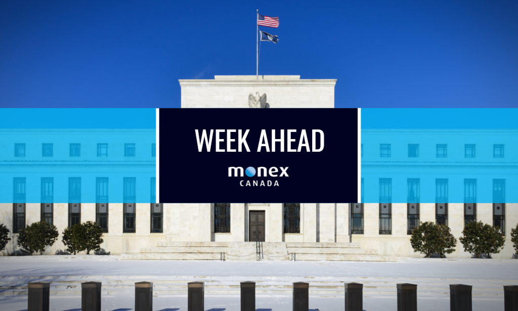 A week of central bank decisions but the Fed will draw most of the focus