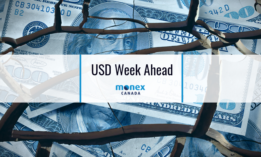 Cracks finally show in US dollar as markets expect FOMC cuts driven by virus shock
