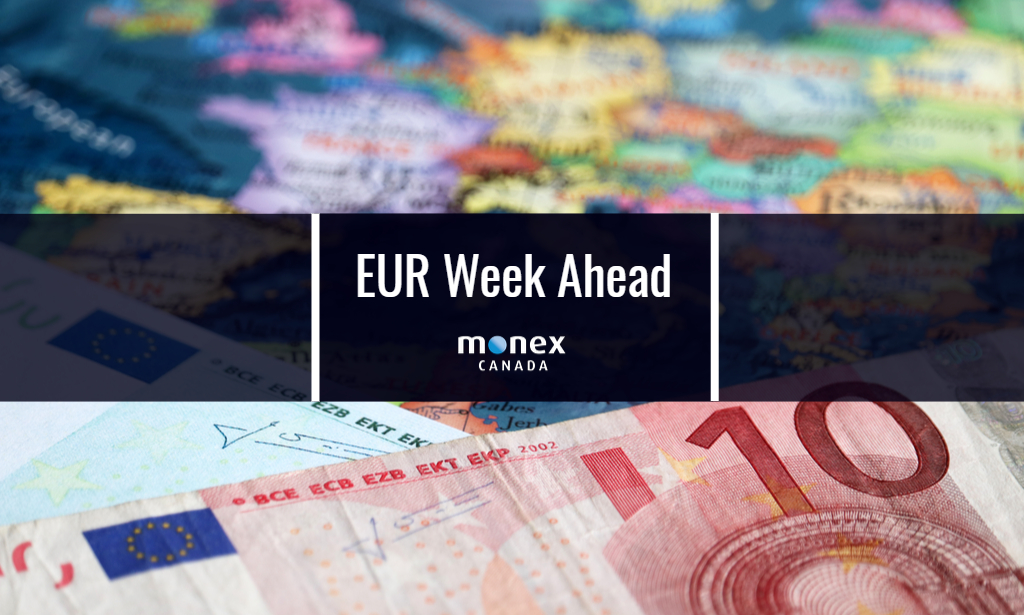 Coronavirus risk and souring data weigh on the euro