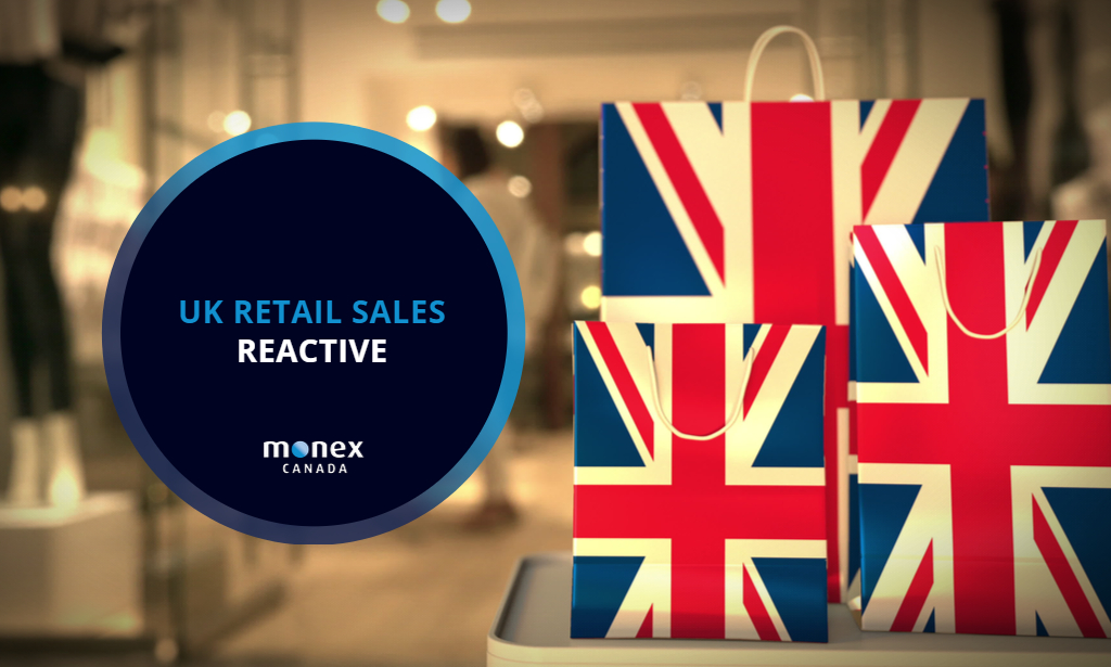 UK retail sales beats expectations, placing recovery on a firm footing